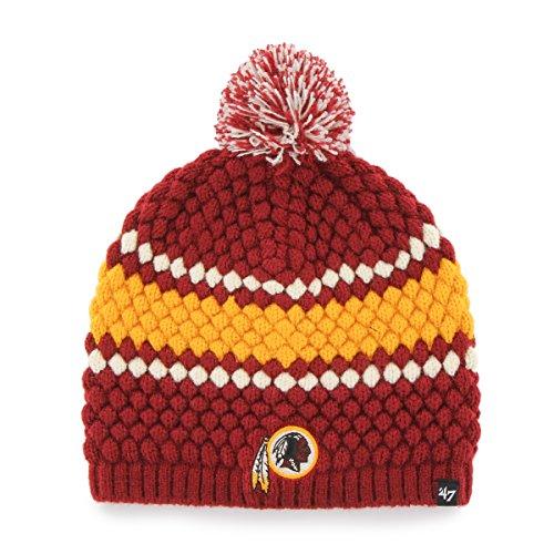 8f534937b Washington Redskins Women s Pom Beanie – Football Theme Hats