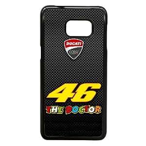 Samsung Galaxy S6 Edge Plus case , Valentino Rossi Samsung Galaxy S6 Edge Plus Cell phone case Black-YYTFG-24490