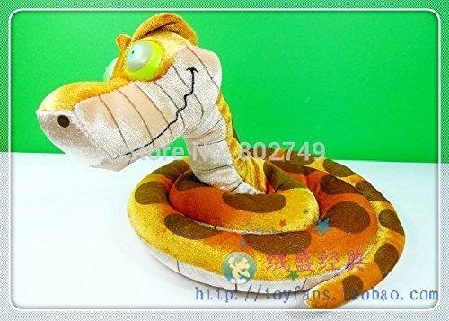 the Jungle Book Plush Kaa the Snake Plush toys 1m for sale  Delivered anywhere in USA