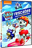 Paw Patrol: Rescates Invernales [DVD]