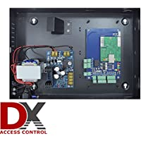1 Door DX Access Control Panel Board-Software CD-Power Supply Box-Weatherproof