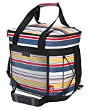 Cheap Cabin Max Picnic Cool Bag Large- 28 Litre – Stripy Design (Stripe)