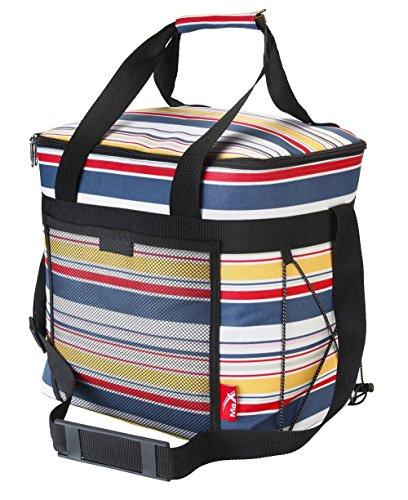 Cheap Cabin Max Picnic Cool Bag Large- 28 Litre – Stripy Design (Stripe)
