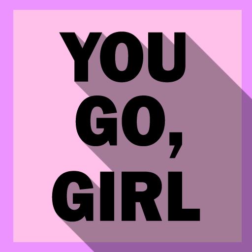 Feminist Wallpapers: Girls Power (Girls ()