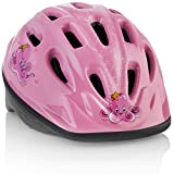 TeamObsidian Kids Bike Helmet [ Pink Octopus ] - Adjustable from Toddler to Youth Size, Ages 3-7 - Durable Kid Bicycle Helmets with Fun Aquatic Design Girls Will Love - CSPC Certified - FunWave