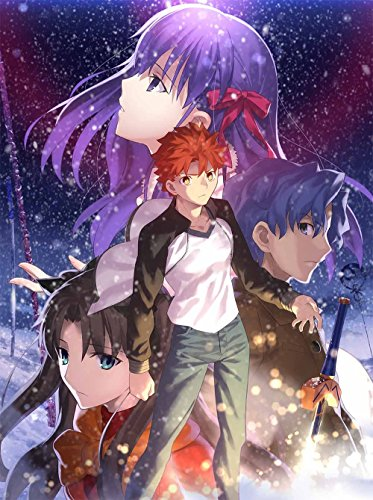 劇場版「Fate/stay night [Heaven's Feel] I.presage flower」 [完全生産限定版]