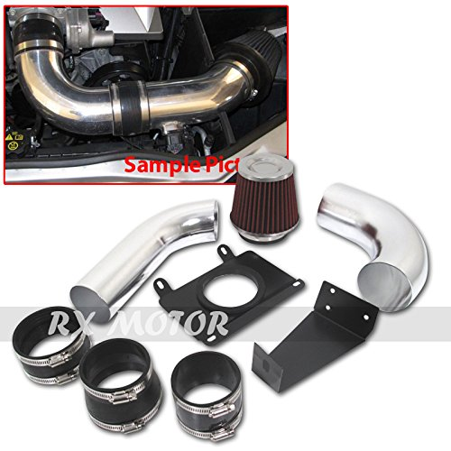 Ford Mustang Lx Gt 5.0l V8 Chrome Cold Air Intake System with Filter 1989-1993 -  RXMOTOR, 57-100