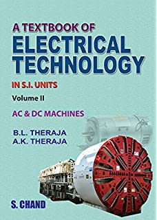 A Textbook Of Electrical Technology In SI Units Vol 2 AC And DC
