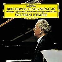 """Beethoven: Piano Sonata No.8 In C Minor, Op.13 -""""Pathétique""""; Piano Sonata No.14 In C Sharp Minor, O"""