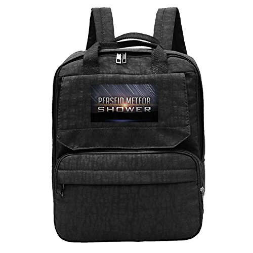 PERSEIDS METEOR SHOWER Backpack For Women,Girls Leisure - Clearance Sale Comet