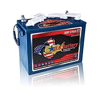 us 12v xc2 12 volt golf cart battery minimum order 1 set of 2 batteries. Black Bedroom Furniture Sets. Home Design Ideas