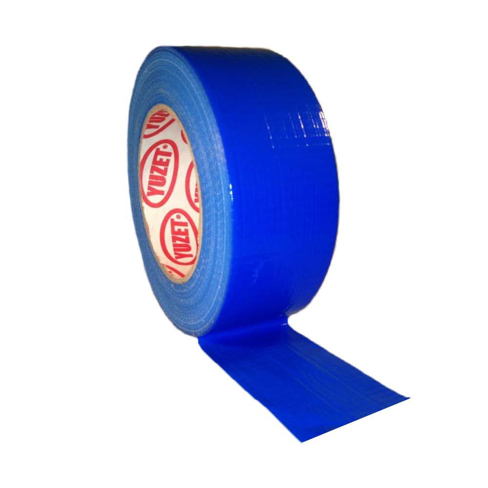 1 Roll Gaffer tape Blue 48mm x 50m gaffa duct duck packing cloth book binding Bestport (Europe) Ltd SP7418