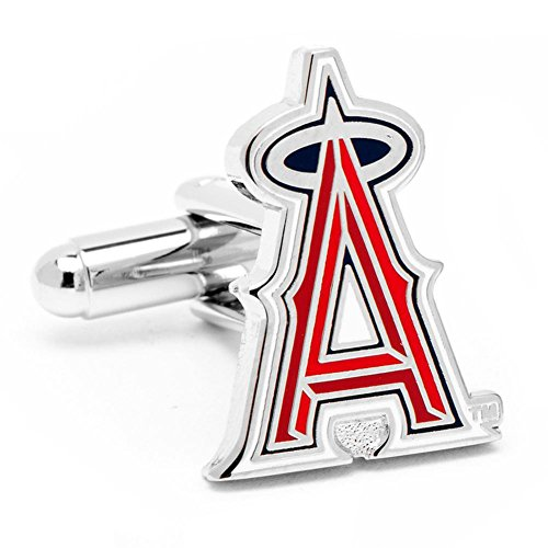 (Los Angeles Angels Cufflinks Novelty 1 x)