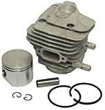 CMG 5060992-12 50 mm Husqvarna Cylinder and Piston Assembly Bo