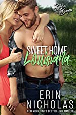 Sweet Home Louisiana (Boys of the Bayou Book 2)