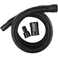 WORKSHOP Wet Dry Vacuum Accessories WS17820A Wet Dry Vacuum Hose, 1-7/8-Inch x 7-Feet Locking Wet Dry Vac Hose for Wet Dry Shop Vacuums