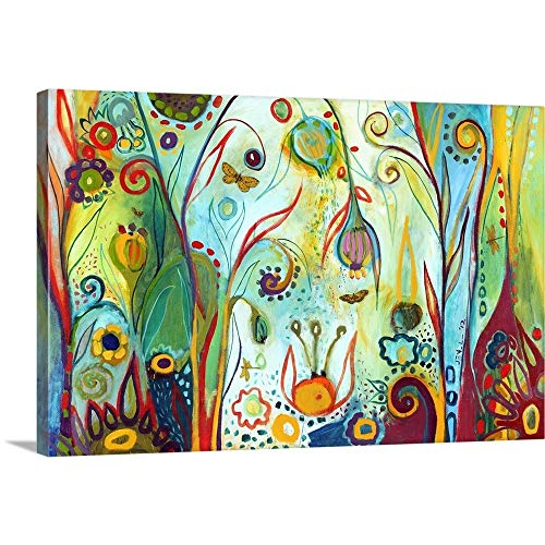 GREATBIGCANVAS Jennifer Lommers Premium Possibilities Canvas Wall Art, 24 x 16 , None
