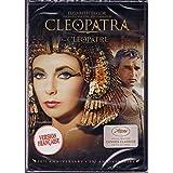 Cléopâtre - Cleopatra (English/French) 1963 (Widescreen) Régie au Québec (Cover Bilingue) Édition 2 DVD