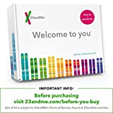 23andMe DNA Test - Health + Ancestry Service - 65+ Online Reports for Ancestry, Traits, Health including Wellness - Ethnic Mix - Connect with DNA Relatives - Personal Genetic Service