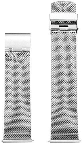 Skagen Men's SKB6050 Holst Analog Display Silver Watch (Replacement Skagen Watch Bands)