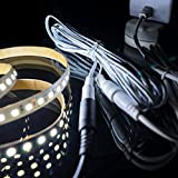 16.4 Foot LED Light Strip DC Extension Cable, DC
