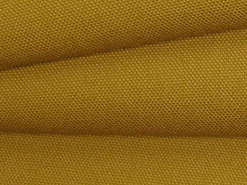 Organic Cotton Canvas Duck Fabric - Honey - 5 Yards