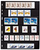 : Lighthouse OPTIMA 6S Stamp Stock Pages-10 Pages