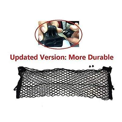 kaungka Updated Version:Cargo Net Nylon Rear Trunk Compatible for 2013 2014 2015 2016 2020 2020 Toyota Rav4: Automotive