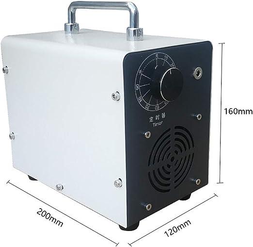 AnJczzo Generador de Ozono, 5000mg/h Generador de Ozono ...