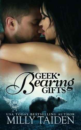 Geek Bearing Gifts (BBW Paranormal Shape Shifter Romance): A BBW in search of love + A sexy shifter who secretly loved her = Smokin' Roaring Romance (Paranormal Dating Agency) (Volume 2) by Milly Taiden (2014-09-09)