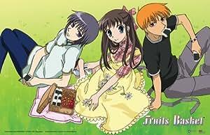 Fruits Basket Tohru, Yuki, And Kyo Poster