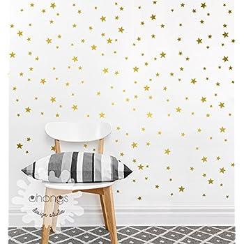 /SALE// Star Wall Decal / Mini Size Star Pack / 3 Size Stars Part 57