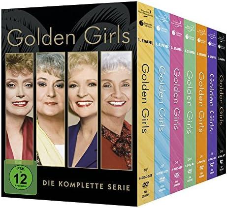 Golden Girls Die komplette Serie