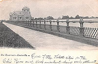 The Reservoir Louisville, Kentucky postcard