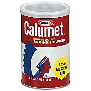 Calumet Baking Powder, 7 Oz