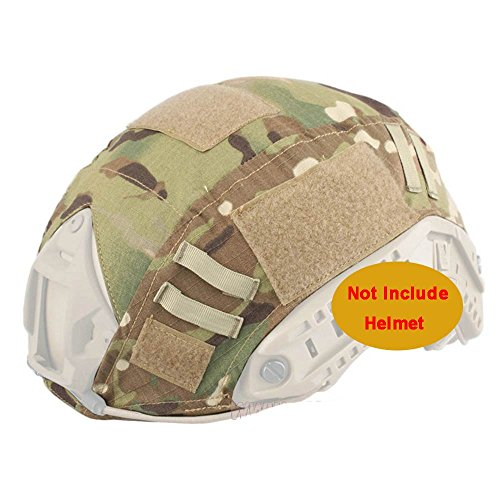 ATAIRSOFT Army Tactical Series Airsoft Paintball Fast Helmet Cover Multiple Colors (CP)