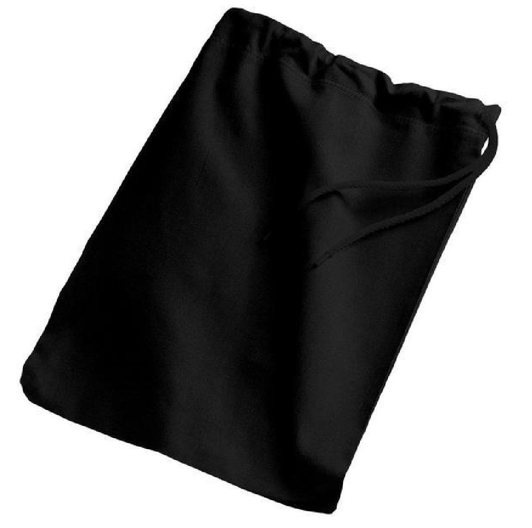 最低価格。( 50パック)ブラックコットン靴ひも付きバッグ、旅行靴バッグ、プロテクターby shopinusa   B073HSG4XV