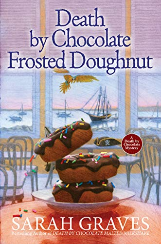 Death by Chocolate Frosted Doughnut (A Death by Chocolate Mystery Book 3) by [Graves, Sarah]