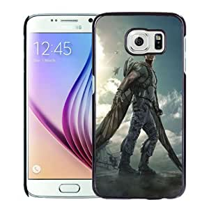 New Fashion Custom Designed Skin Case For Samsung Galaxy S6 Phone Case With Falcon In Captain America The Winter Soldier Phone Case Cover