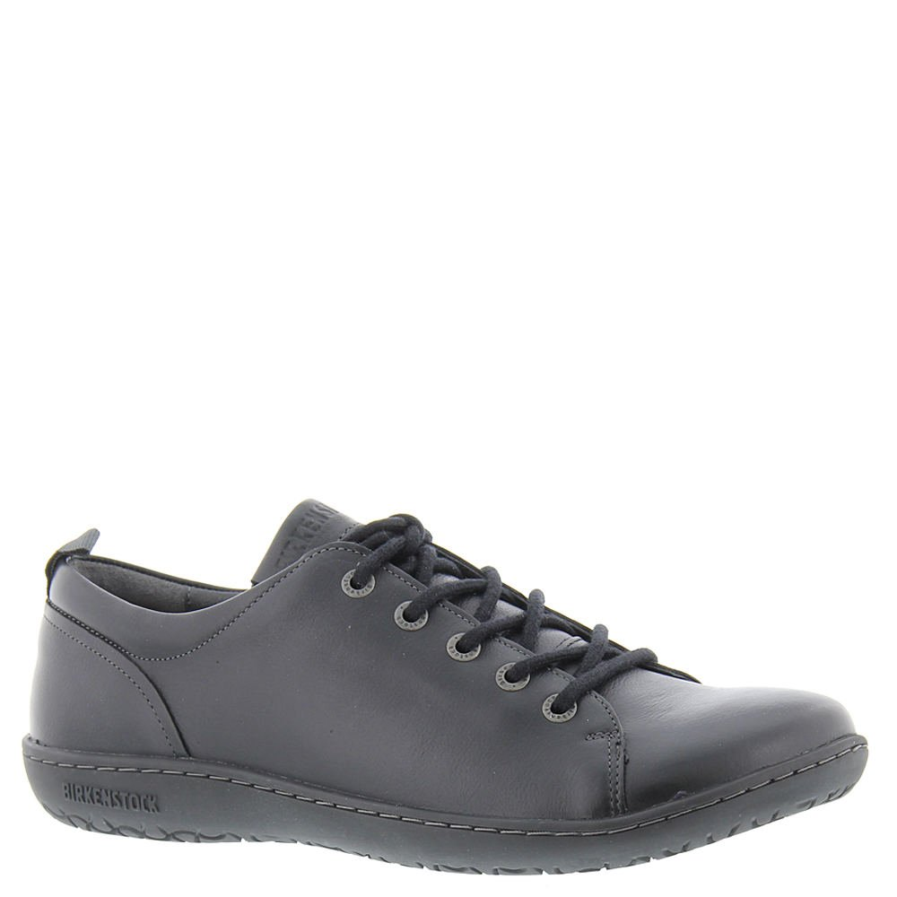 Birkenstock Women's Islay Black Leather Oxford