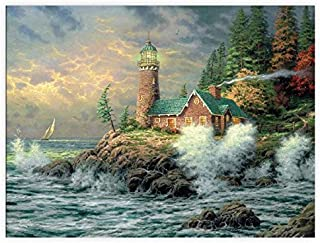 product image for Ceaco Thomas Kinkade The Special Edition Metallic Foil Courage Puzzle (750 Piece)