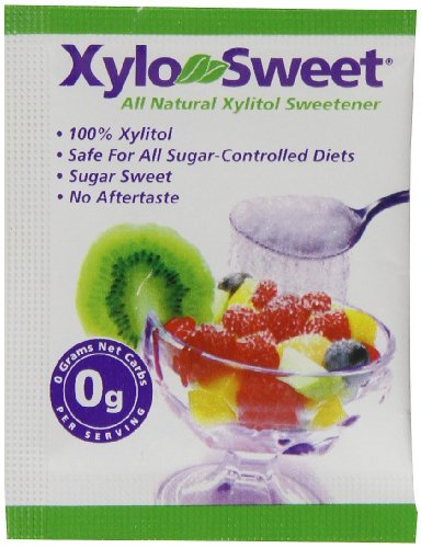 ets, 100-Count (Pack of 2) (Xylitol Packets)