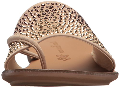 Slipper Pixie Slide Women's Softnubuk Green Paul Sisal faqIzRZ