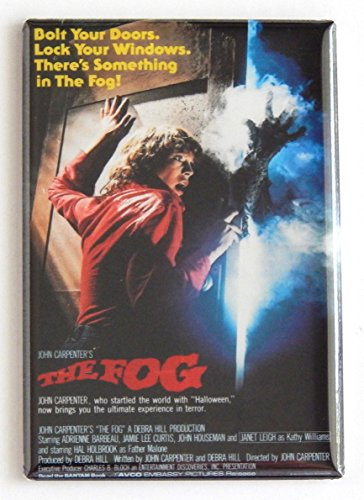 The Fog (1980) Movie Poster Fridge Magnet (2 x 3 inches) ()