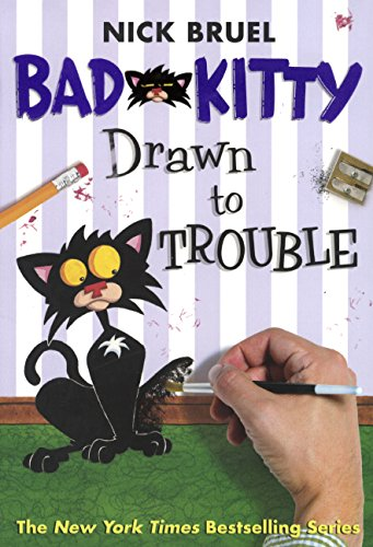Drawn To Trouble (Turtleback School & Library Binding Edition) (Bad Kitty) PDF