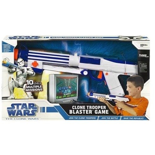 Star Wars Clone Wars Plug N Play Game