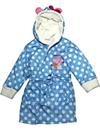 Sleepy Time Coral Fleece Dressing Gown