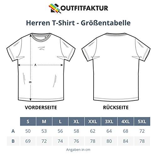 Outfitfaktur Moin - Lustiges Herren T-Shirt - Ideal Als Geschenk