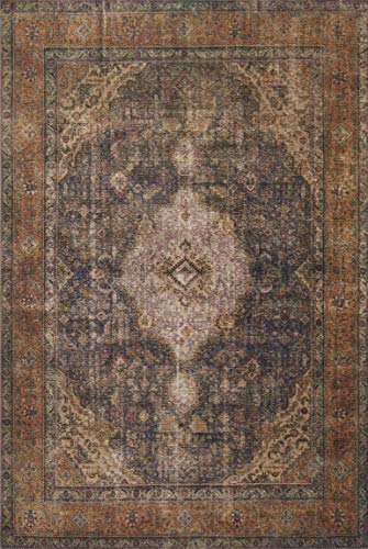 Loloi Loren Collection LQ-02 Classic Traditional Area Rug 2'-3