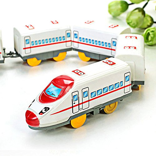 [Hot Sale Children Baby Playing Electric Train Toy 5 Section Mini Plastic Track] (Codename Kids Next Door Number 3 Costume)